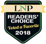 LNP Readers' Choice 2018