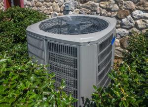 Outdoor AC unit
